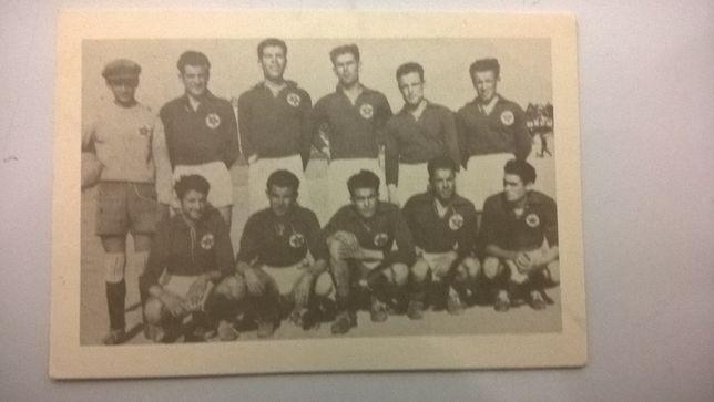 Calendário Antigo Grupo Desportivo Barreiras Brancas
