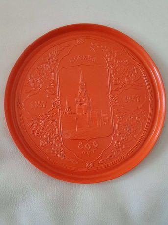 тарелка коллекционная 1947 год