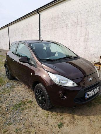 Ford KA 1,2 + LPG