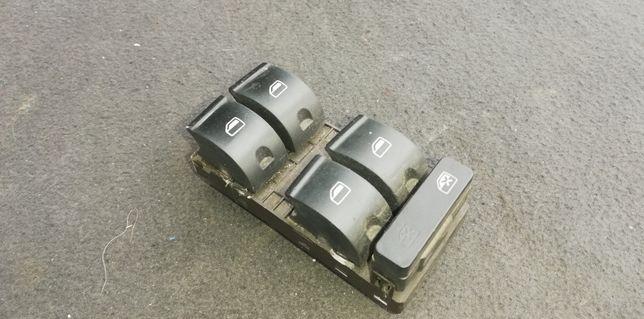 Włącznik panel szyb kierowcy audia4 b7 europa