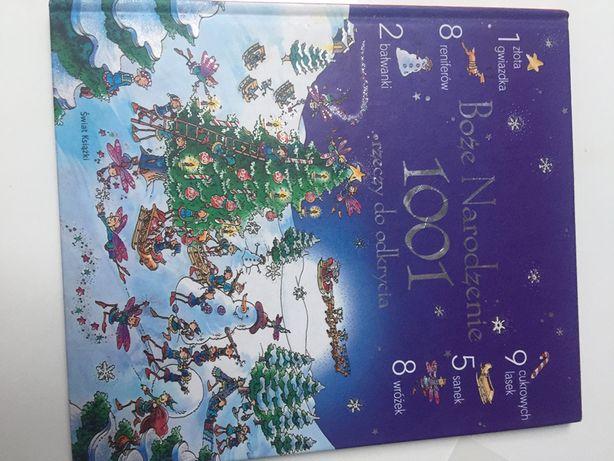 1001 rzeczy do odnalezienia Boże Narodzenie