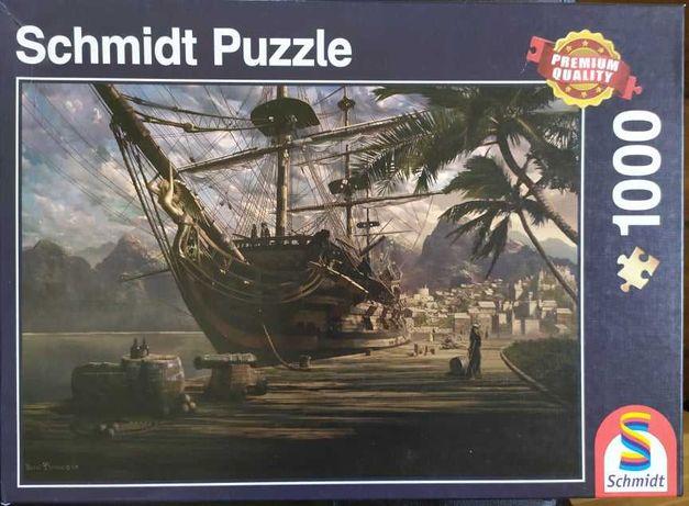 Sprzedam puzzle 1000 Schmidt