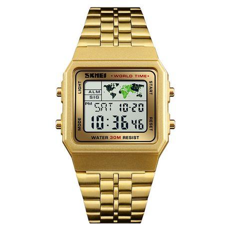 Часы Skmei 1338BOXGD Gold BOX