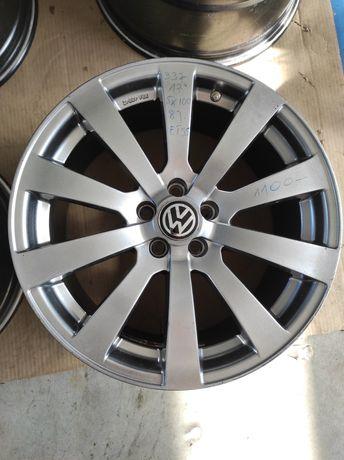 337 Felgi aluminiowe VOLKSWAGEN R17 5x100 Golf IV
