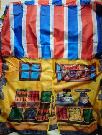 Дитяча палатка намет для овочевого магазина