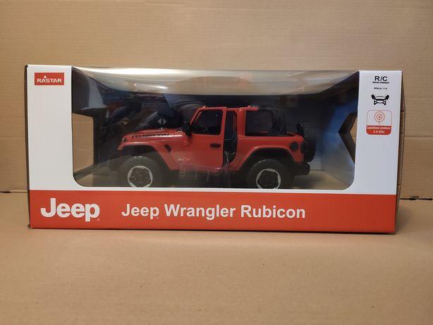 Jeep Wrangler Rubicon Rastar R/C samochód zdalnie sterowany