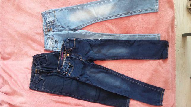 Spodnie dla dziewczynki rozm.116 - 158cm - Aktualne