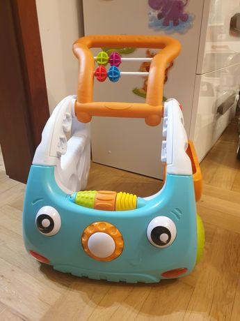 B-kids sensoryczny samochodzik 3w1 pchacz