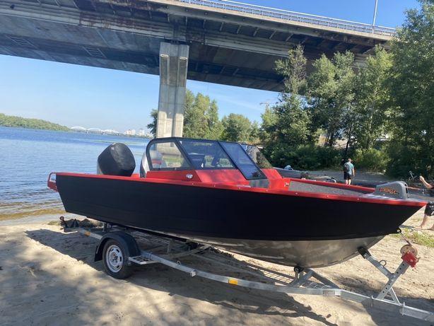 Продам лодку Украинского производства FurSeal 485