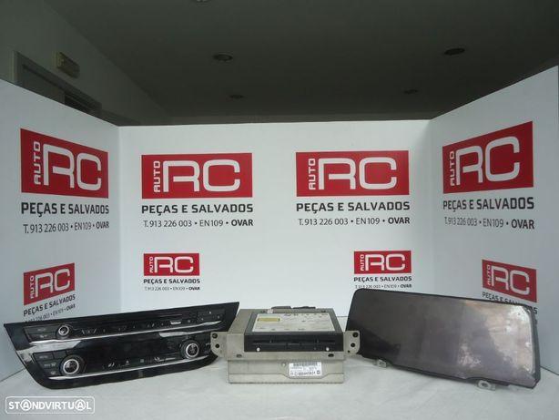 Conjunto Auto Radio & Navegação BMW