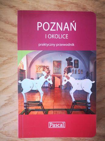 Poznań i okolice praktyczny przewodnik Pascala nowy