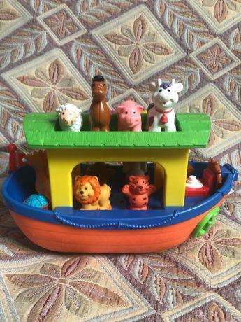 Игрушка «Ноев ковчег»
