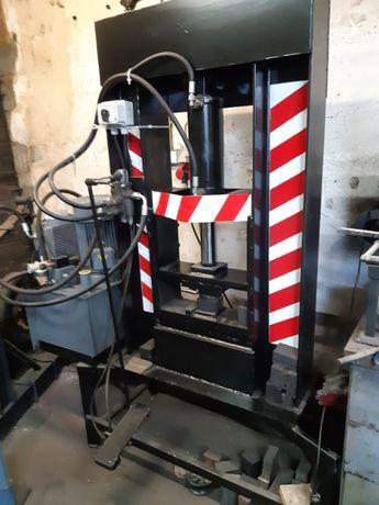 Prasa Hydrauliczna nacisk około 40 ton nowa