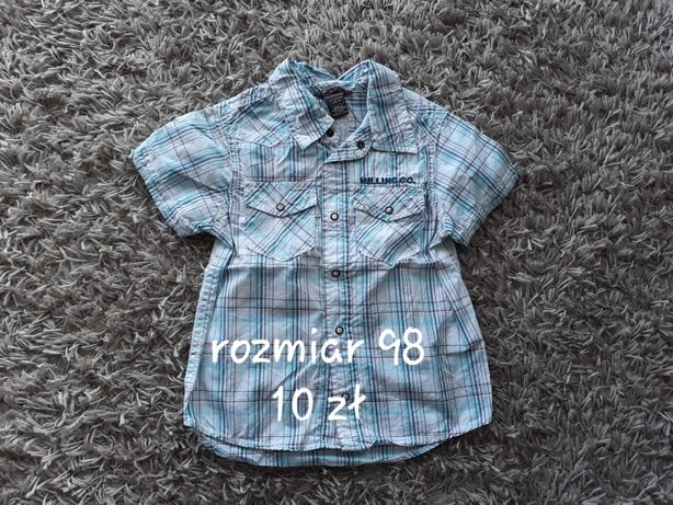 Koszula z H&M rozmiar 98