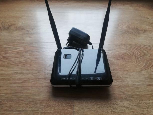 Ruter D Link 4G z gniazdem USB