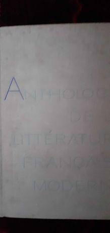 Anthologie de la Literature Francaise moderne