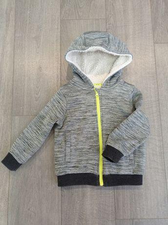 Куртка мастерка меховушка кофта 98