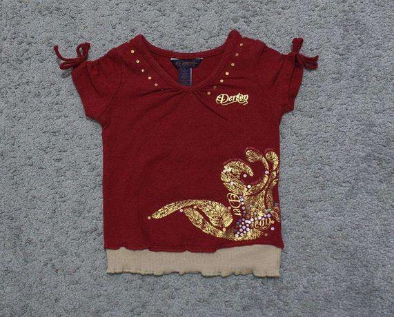 Koszulka dziewczęca DEREON 12 m