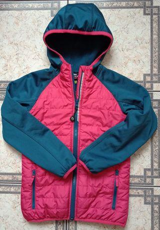 Crane great outdoors kurtka na dziewczynkę 7-8 lat jesienno wiosenna