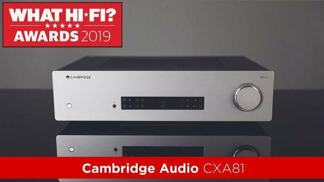 Cambridge cxa81 amplificador integrado