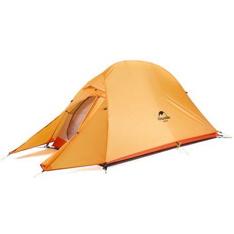 Одноместная палатка Naturehike Cloud UP 1 (updated) Orange Подарунок