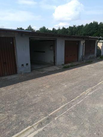 Wynajmę duży murowany garaż