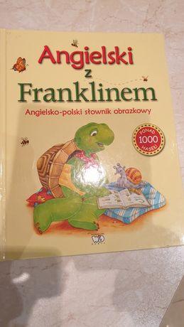 Angielski z Franklinem - angielsko polski słownik obrazkowy
