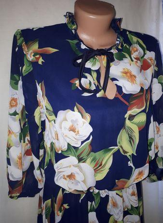 Нарядное платье в пол OLKO