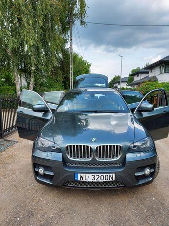 BMW X 6 E 71 stan idealny