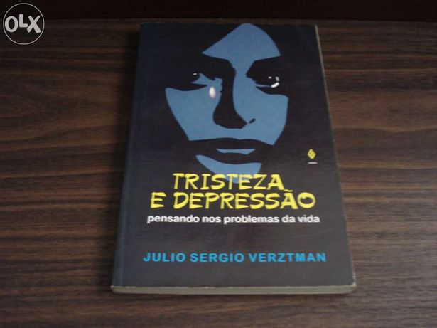 """Livro - """"Tristeza E Depressão"""" (1995)"""