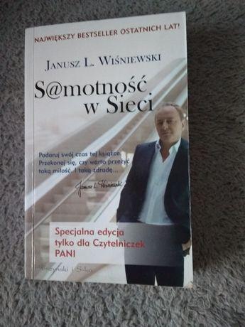 J. L. Wiśniewski - Samotność w sieci - książka