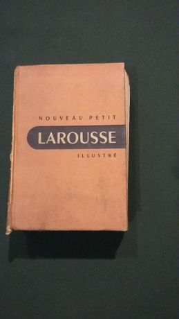 """""""Nouveau Petit Larousse Illustre"""" Claude et Paul Auge"""