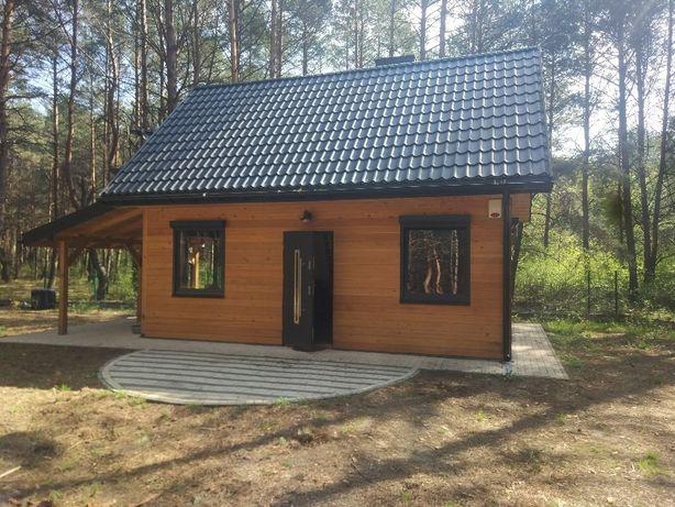 Ekskluzywny domek letniskowy w Zarzęcinie