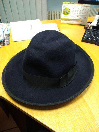 Шляпа женская шерсть