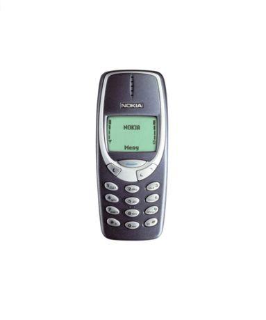 NOWA Nokia 3310 telefon komórkowy bateria ładowarka retro klasyk