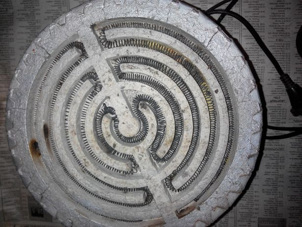 Печь Спиральная