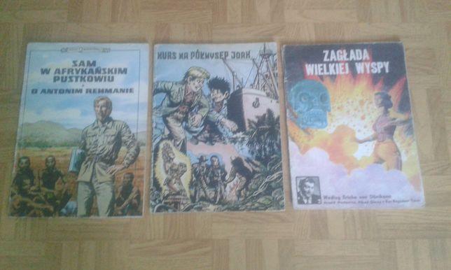 Fajne starsze komiksy