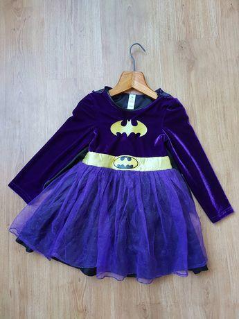 Карнавальный костюм Бетмен, для девочки