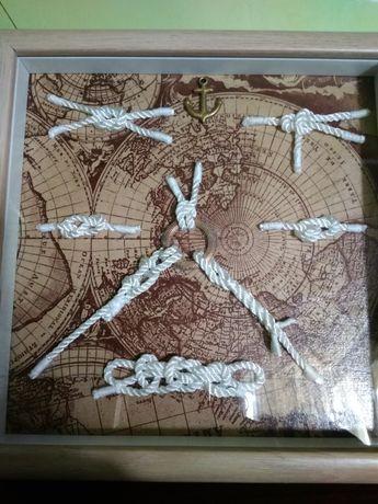 Картина Морские узлы