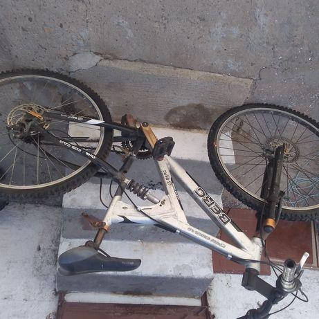 Bicicleta berg como está na foto