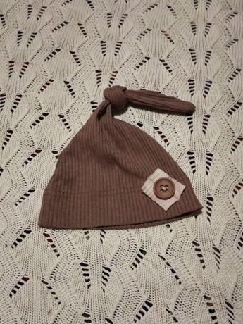 шапочка гномик для малыша