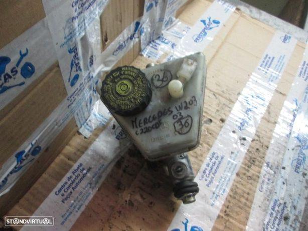 Bombas de travão MERCEDES MERCEDES W203 A2034300002 MERCEDES / W203 / 2003 / C220 CDI / DIESEL / MERCEDES / W171 SLK / 2005 / 200 KOMPRESSOR / Gasolina / MERCEDES / W203 SPORT COUPE / 2002 / c200i / Gasolina /