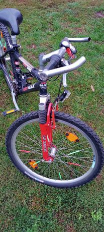 "Rower trekingowy Promax PM200 koła 26"" Shimano Deore LX"