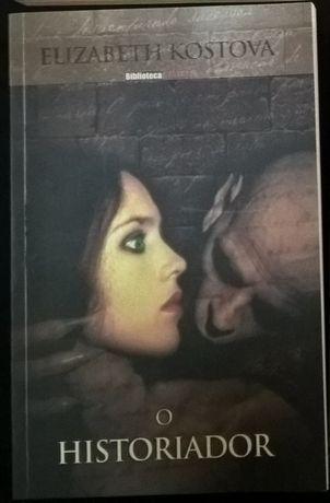 Livro - Elizabeth Kostova – O Historiador