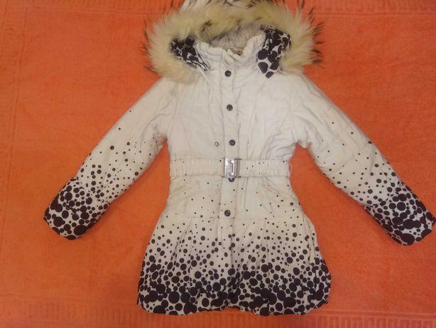 Куртка зимняя холодная осень