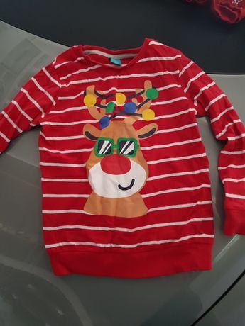 Koszulka z motywem świątecznym 122