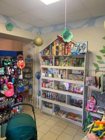 Готовий бізнес Дитячий магазин