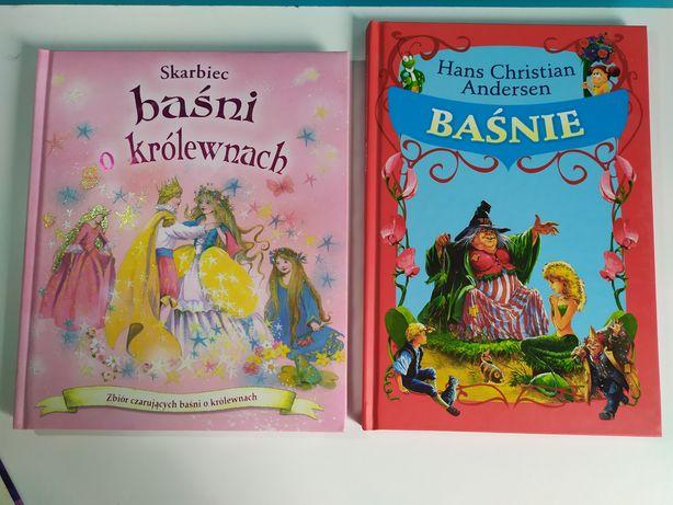 Książki Skarbiec Baśni o Królewnach i Baśnie