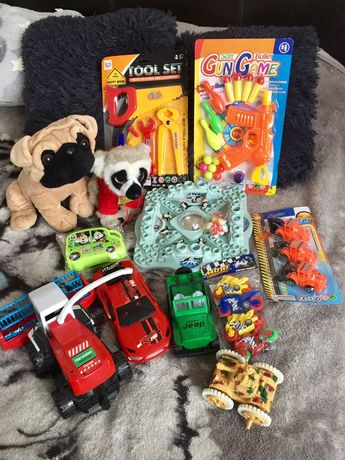 Zabawki nowe i uzywane