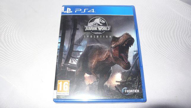 Gra do PS4 Playstation4 Jurassic World Evolution